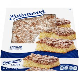 Entenmann's Crumb Coffee Cake