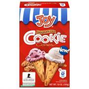 Joy Chocolate Chip Cookie Cones