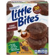 Entenmann's Little Bites Brownies