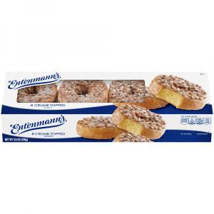 Entenmann's Crumb Topped Donuts