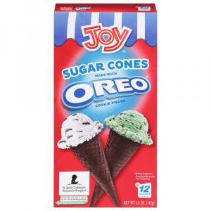 Joy Oreo Sugar Cones
