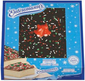 Entenmann's Holiday Chocolate Cake
