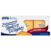 Entenmann's Mini Pound Cakes
