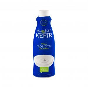 Evolve Kefir Plain Probiotic Smoothie