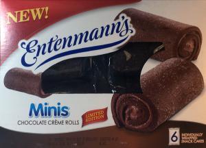 Entenmann's Limited Edition Mini Creme Rolls
