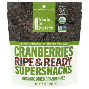Made In Nature Organic Dried Cranberries