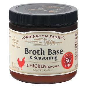 Orrington Farms Chicken Flavored Broth Base & Seasoning
