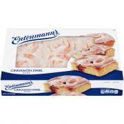 Entenmann's Cinnamon Swirl Buns