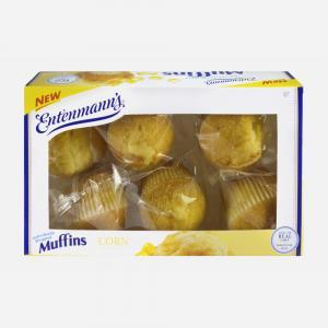 Entenmann's Corn Muffins