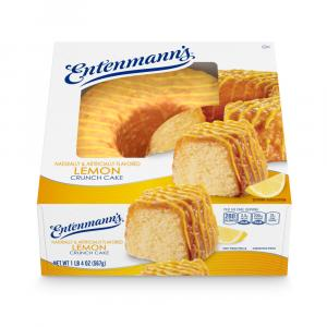 Entenmann's Lemon Crunch Cake