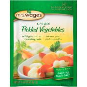 Mrs. Wages Pickled Vegetables Mix