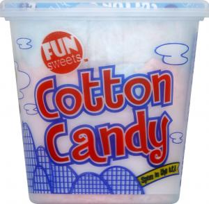 Fun Sweets Cotton Candy