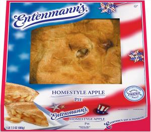 Entenmann's Homestyle Apple Pie