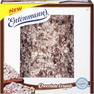 Entenmann's Chocolate Crumb Cake