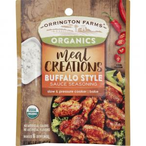 Orrington Farms Organics Meal Creations Buffalo Style Mix