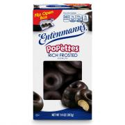 Entenmann's Rich Frosted Popettes Donuts