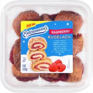 Entenmann's Raspberry Rugelach