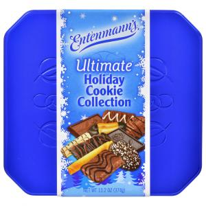 Entenmann's Holiday Cookie Collection Tin