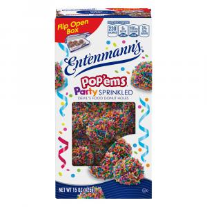 Entenmann's Party Sprinkle Pop'ems