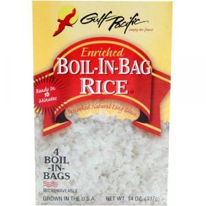 Gulf Pacific Boil-in-Bag White Rice