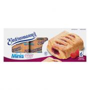 Entenmann's Mini Raspberry Danish