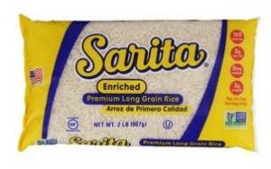 Sarita Long Grain White Rice