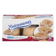 Entenmann's Mini Raspberry Creme Puffs