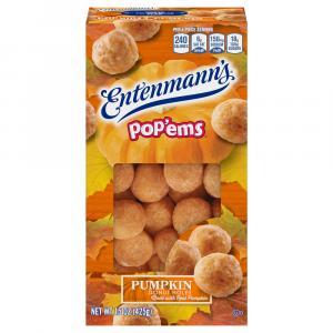 Entenmann's Pumpkin Pop'ems