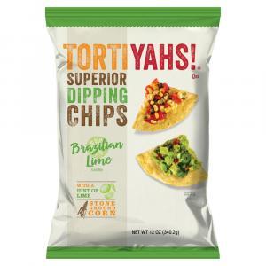 Tortiyah Brazlian Lime Tortilla Chips
