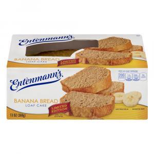 Entenmann's Banana Bread