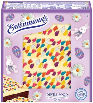 Entenmann's Holiday Devil's Food Cake