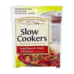 Orrington Farms Slow Cooker Southwest Style Chicken
