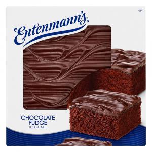 Entenmann's Fudge Cake