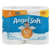 Angel Soft Mega Roll Bathroom Tissue