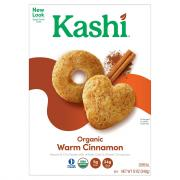 Kashi Organic Warm Cinnamon Oat Cereal