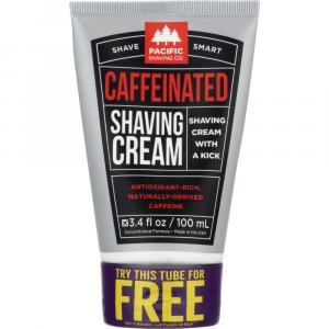Pacific Caffeinated Shave Cream