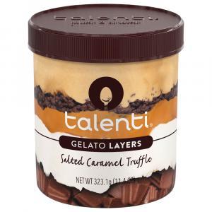 Talenti Layers Salted Caramel Truffle Gelato