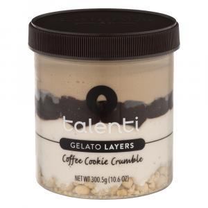 Talenti Layers Coffee Cookie Crumble Gelato