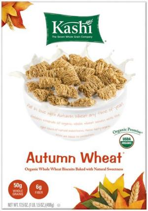 Kashi Organic Promise Autumn Wheat Cereal
