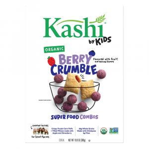 Kashi By Kids Organic Berry Crumble Cereal