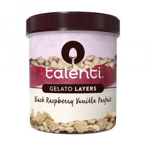 Talenti Gelato Layers Black Raspberry Vanilla Parfait