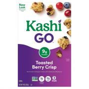 Kashi GoLean Toasted Berry Crisp Cereal