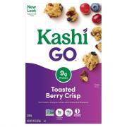 Kashi GoLean Toasted Berry Crisp Cereal