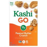 Kashi Go Crush Peanut Butter Crunch Cereal