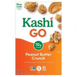 Kashi Go Crush Peanut Butter Crunch Cereal