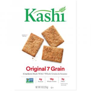 Kashi Original 7 Grain Crackers