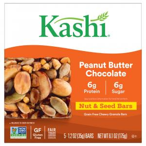 Kashi Grain Free Peanut Butter Chocolate Chewy Granola Bars