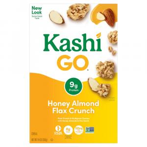 Kashi GoLean Crunch Honey Almond Flax Cereal
