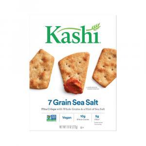 Kashi 7 Grain Sea Salt Pita Crisps