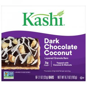 Kashi Dark Chocolate Coconut Bar